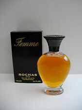 Femme by Rochas 100ml Eau de Toilette 1989 Version