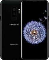 Samsung Galaxy S9 Plus S9+ G965U Original Unlocked LTE Cell Phone -Black