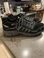 Men's Fila All Terrain Black Athletic Shoes - 1SHW0262-002 - Size 8.5