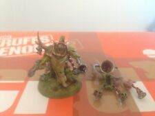 Pro Painted Warhammer 40k Plague Marine Noxious Blightbringer Death Guard