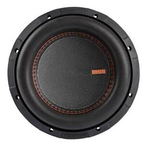 "Memphis Audio MOJO MJM822 8"" 1800 Watt Competition Car Subwoofer DVC 2 ohm Sub"