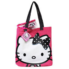 Hello Kitty Pink Girls Pool Beach Tote Bag + Sunglasses 100% UV + Pouch NEW