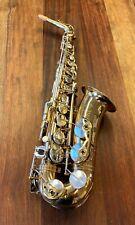 Vintage SELMER MARK VI Alto Saxophone - # 146023 1967 - BLACK PRO REPAD PERFECT