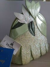 Disney Parks Princess & The Frog Danielle Nicole Tiana Purse Clutch Bag BNWT
