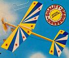 "15-1/2"" ACROBAT Rubber Powered Model Airplane Kit Highflyers Laiko International"