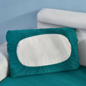 Seat Cushion Furniture Protector Slipcovers Backrest Cover Home Decoration