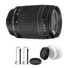 Nikon 70-300 mm f/4-5.6G Zoom Lens for Nikon SLR Cameras and Accessory Bundle