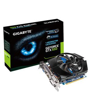 GRAPHIC CARD OLDER GIGABYTE GTX 650 4GB GV-N650OC-4GI Ultra Cooling, Longer Life