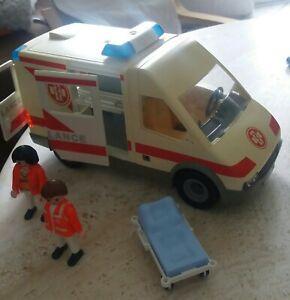 Playmobil Ambulance 4221