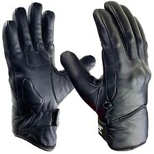 Blade® Leather Best Waterproof Thermal Warm Winter Motorcycle Motorbike Gloves