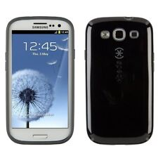 Genuine Speck Candyshell Glossy Black Cell Phone Case for Samsung Galaxy S III