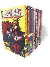 My Hero Academia Series(Vol 1-10) Collection 10 Books Set By Kohei Horikoshi