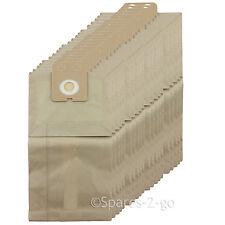 20 x Vacuum Dust Bags For Nilfisk Family GD1000 Hoover Bag
