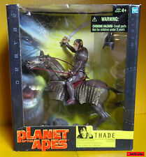 "Planet of the Apes - THADE mit KAMPFROSS 1:6, 12"" (30cm) HASBRO ! OVP ! RARE"