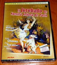 EL JOROBADO DE NUESTRA SEÑORA DE PARIS Wallace Worsley / Lon Chaney - Precintada