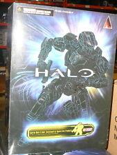 "Square Enix Play Arts Kai Halo Mark V Gold 9"" Figure Spartan MJOLNIR Armor chief"