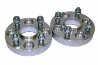 25MM 4x108 63.4CB HUBCENTRIC WHEEL SPACER KIT fits FORD FIESTA MK4 MK5 MK6