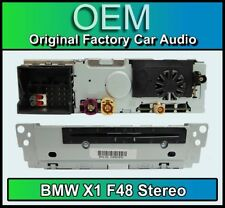 BMW X1 CD player Stereo, BMW F48 MAGNETI MARELLI Bluetooth DAB Radio