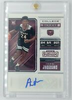 2018 Contenders Draft Picks College Ticket Alize Johnson Rookie RC #95, Auto