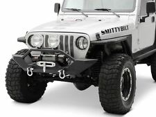 Jeep Wrangler YJ XRC Winch Front Bumper With Grille Guard 87-95 Smittybilt 76801