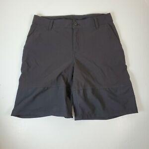 The North Face Shorts Womens Size 4 Wandur Hiking Shorts black