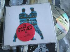 C & C Music Factory Do You Wanna Get Funky  XPCD472 PROMO UK CD single