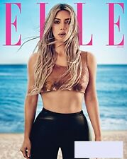 ELLE MAGAZINE APRIL 2018 KIM KARDASHIAN - NEW AND UNREAD DAY U PAY IT SHIPS