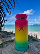 Exclusive Limited Edition Rainbow Shave Ice Hydroflask