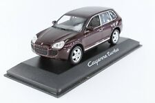 A.S.S MINICHAMPS PMA 1:43 PORSCHE CAYENNE TURBO RED METALLIC DEALER OVP MIB WAP