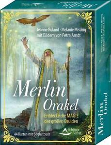 Merlin-Orakel - Entdecke die Magie des großen Druiden | Jeanne Ruland (u. a.)