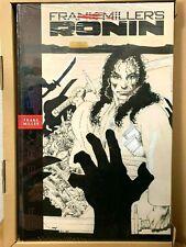 FRANK MILLER'S RONIN GALLERY (ARTIST) EDITION Graphitti Designs NEW! MSPR $195