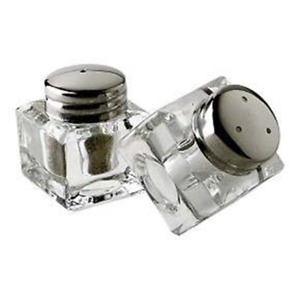 Salt & pepper mini set Inkwell