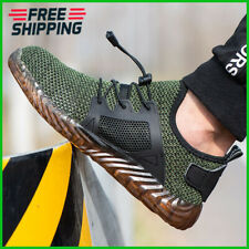Indestructible Shoes Ryder Steel Toe Boot Safety Military Work Breath Sneakers