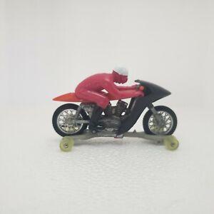Vintage Hotwheels RRRUMBLERS RIP SNORTER Black Cowl / Red seat(pink/red rider)