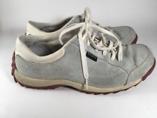 Simple Brand Suede Leather Sneakers Women's Size 6.5 Light Green Style 9767
