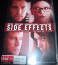 Side Effects (Jude Law Catherine Zeta Jones) (Australia Region 4) DVD – Like New