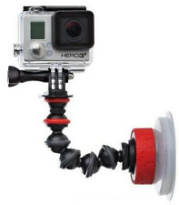 JOBY Suction Cup and GorillaPod Arm Camera Sports Extreme Skiing Cycling GoPro