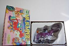 "JIM WOODRING & NATHAN JUREVICIUS StrangeCo Designer Toy MR.BUMPER 10""  Purple"