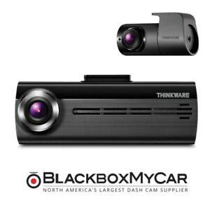 Thinkware FA200 2-Channel Dash Cam 16GB SD Card - Hardwiring Kit - Refurbished