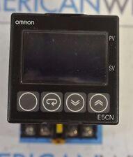 OMRON E5CN-C2TU TEMPERATURE CONTROLLER - USED