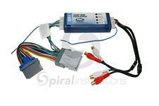 Add an Amplifier / Subwoofer to OEM Radio Plug-n-Play Interface PAC AOEM-GM24