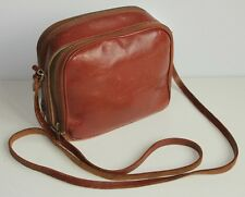 Vintage 50's Leather Kodak Retina, Voigtländer Camera Shoulder Cross-body Bag