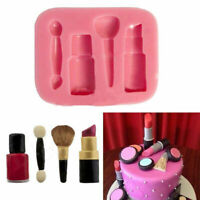 1x 3D Silicone Cake Fondant Mold Chocolate Pastry Baking Mould Decor Sugarcraft