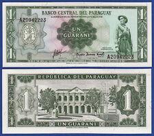 Paraguay 1 Guarani l.1952 UNC p.193 B