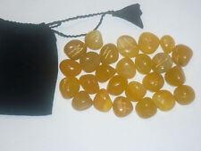 SET RUNE CELTICHE ONICE GIALLO cristallo GRANDE EBOOK cd wicca divinazione reiki