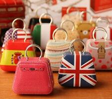 10pcs Mini Tins Vintage storage handbag boxes metal container