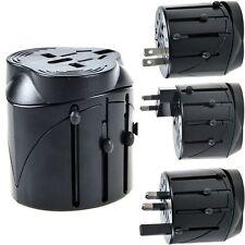 Universal International Travel AC Adapter Power Outlet Plug UK US AU EUROPE