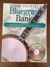 Teach yourself Bluegrass Banjo!