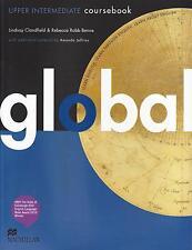 Macmillan GLOBAL Upper-Intermediate COURSEBOOK Student's Book I Clandfield @NEW@
