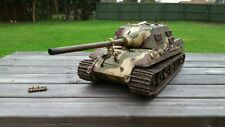 Torro Jagdtiger .custom painted 1/16 rc tank